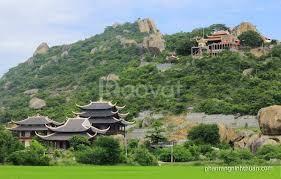Bán lô đất nền mặt tiền quốc lộ 1A gần resort Hòn Cò  Ninh Thuận