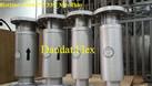 Khớp nối mềm chống rung inox, ống mềm inox công nghiệp, giảm chấn (ảnh 7)