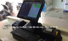 Chuyên lắp máy tính tiền giá rẻ cho SHOP tại Kiên Giang