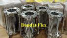 Khớp nối mềm chống rung inox, ống mềm inox công nghiệp, giảm chấn (ảnh 6)