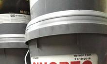 Mỡ chịu nhiệt Sinopec Crystal Grease NLGI3 xô 17Kg