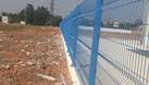 Hàng rào lưới thép, hàng rào mạ kẽm, hàng rào kho dạng chắn sóng (ảnh 6)