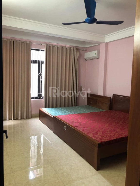 Cho thuê nhà nguyên căn Định Công Thượng 35 m2 x 6 tầng