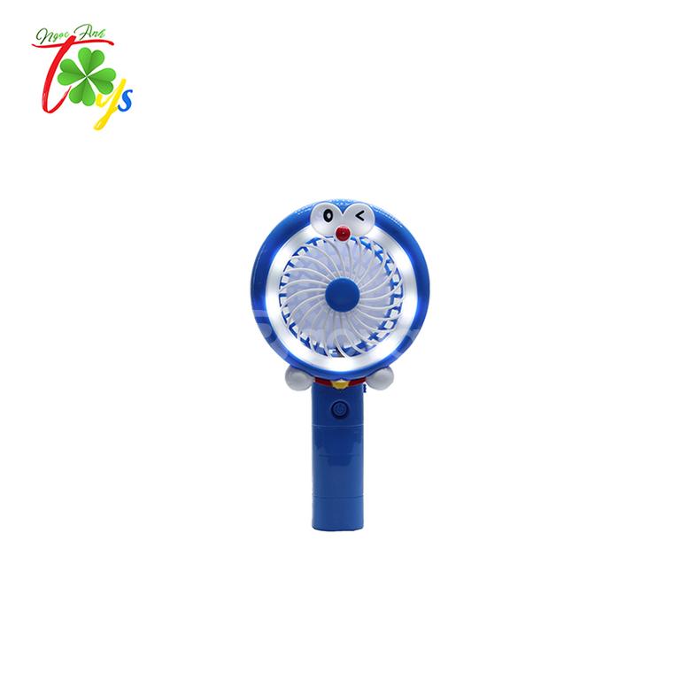 Quạt doremon sạc mini HL008D - FG-LJ2014A (ảnh 7)
