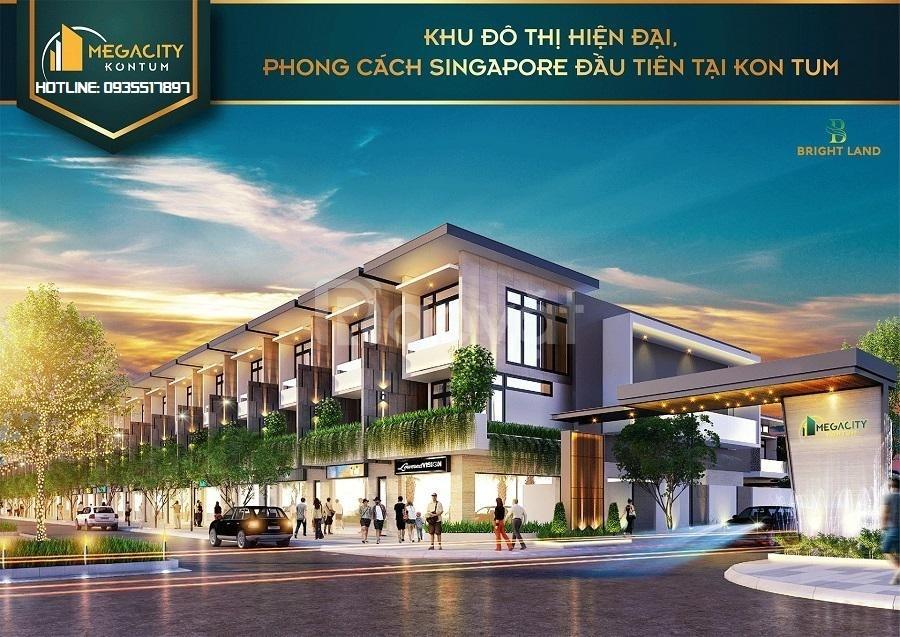 Nhận đặt chỗ ưu tiên Phân khu mới Park View dự án Mega City Kon Tum