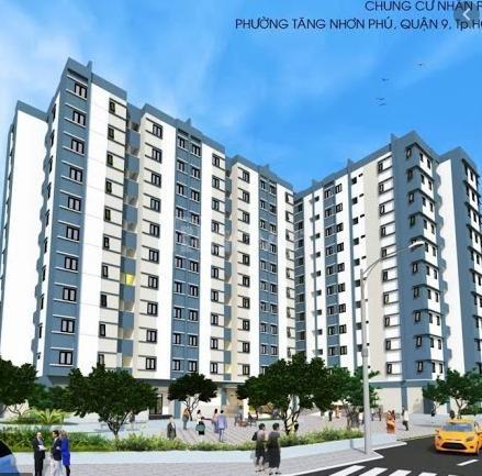 Cho thuê căn hộ chung cư Nhân Phú, Tăng Nhơn Phú, quận 9