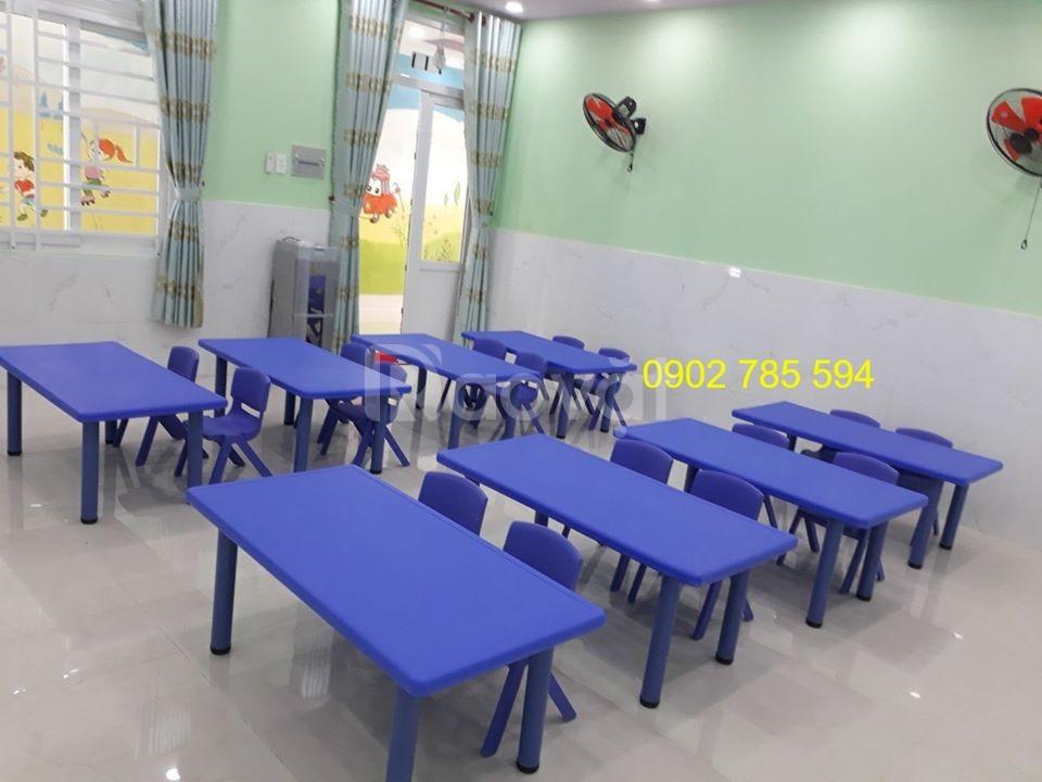 Nơi Bàn ghế mầm non giá rẻ - uy tín - chất lượng đảm bảo