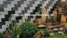 Đá răng lược đen ốp lát trang trí quán cafe (ảnh 7)