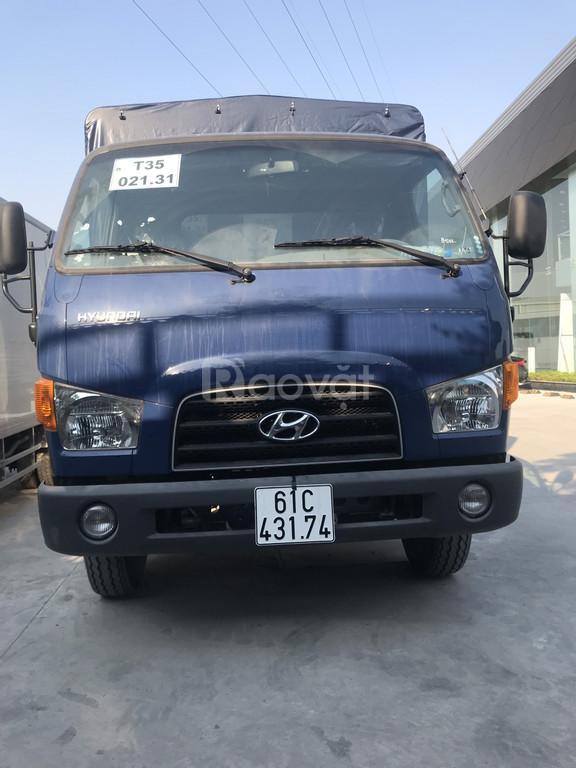 Hyundai New Mighty 110SP