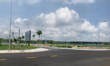 Lô đất đối diện cổng KCN Vsip2 liền kề chợ Vĩnh Tân