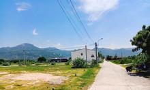 Bán lô đất đấu giá ngay đường vào cổng chính khu công nghiệp