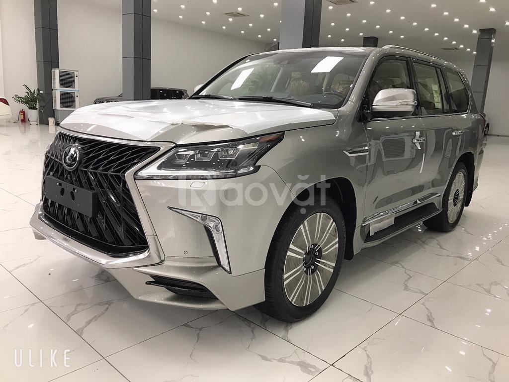 Bán Lexus LX570 Màu Vàng 2020