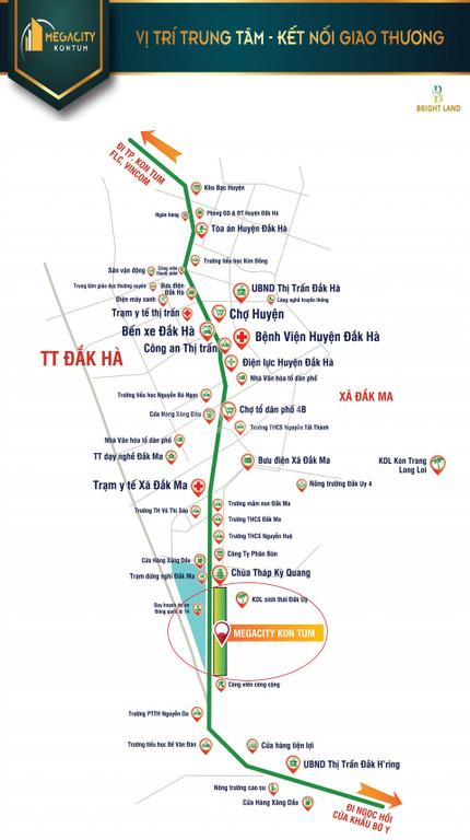 Nhận đặt chỗ ưu tiên Phân khu mới Park View dự án Mega City Kon Tum (ảnh 4)