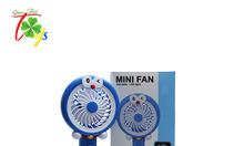 Quạt doremon sạc mini HL008D - FG-LJ2014A