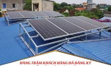 Nên lắp hệ thống điện mặt trời có công suất bao nhiêu?