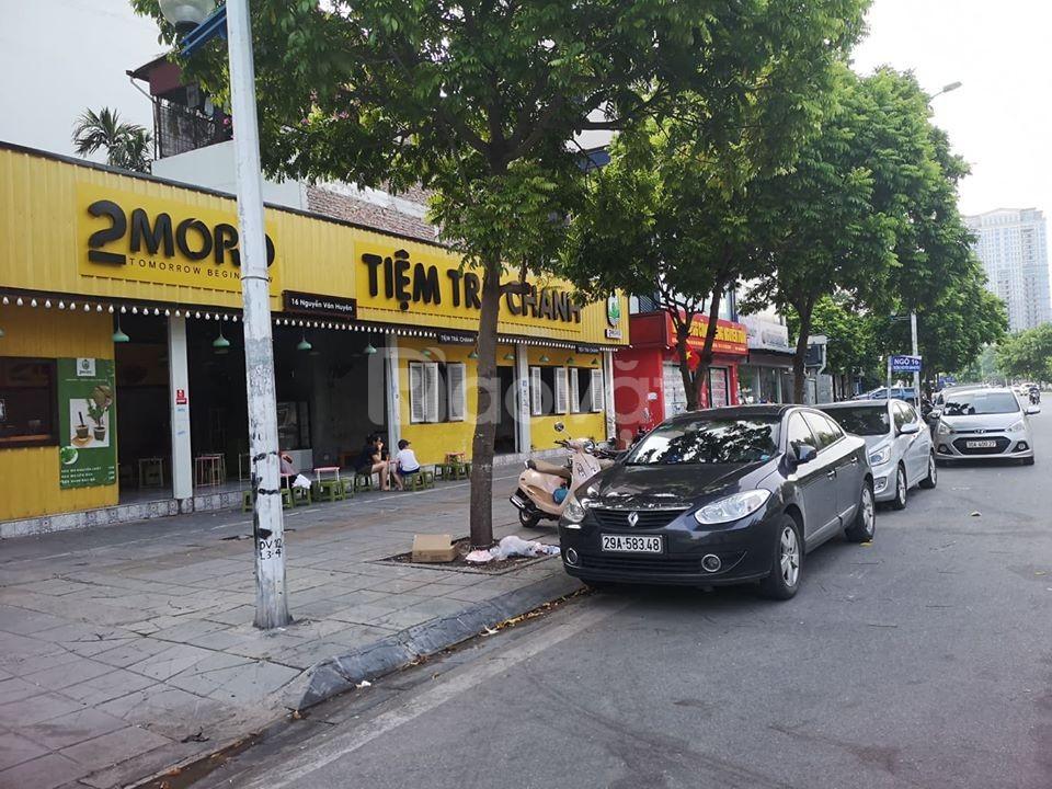 Cho thuê văn phòng Nguyễn Văn Huyên, quận Cầu Giấy (ảnh 1)