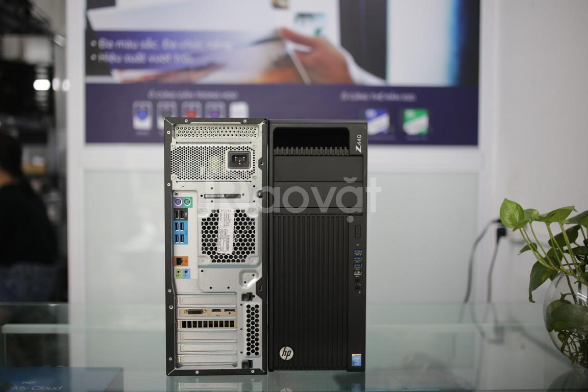 Máy tính HP Z440 Workstation cpu 12 core VGA Quadro 2GB chuyên đồ họa