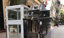 Máy ép nước mía xe đẩy siêu sạch