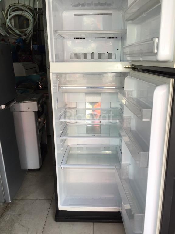 Tủ lạnh Sharp 430 lít, J-Tech inverter mới 95% (ảnh 4)