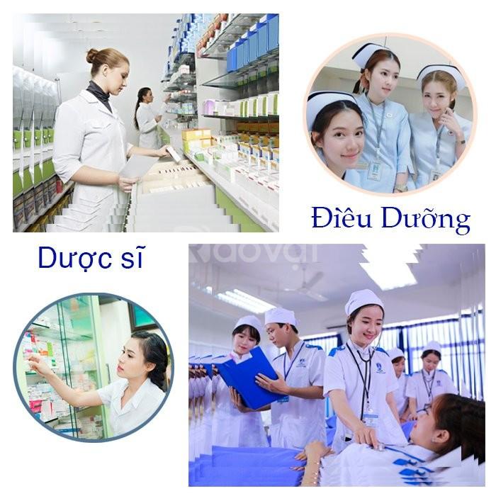 Khai giảng lớp liên thông , văn bằng 2 , chính quy ngành Dược