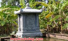Miếu thờ thần linh bằng đá lắp tại Quảng Ninh