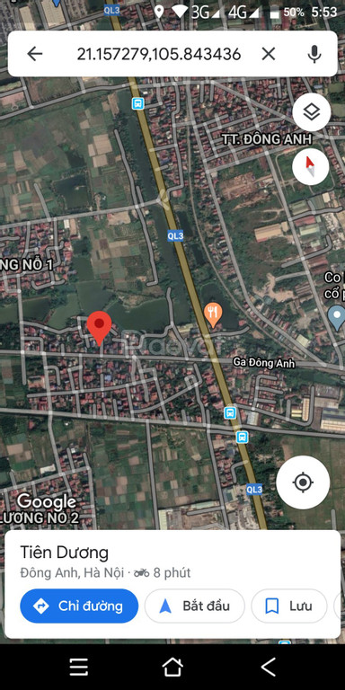 200m2 đất giá đầu tư: Thôn Lương Lỗ, xã Tiên Dương, Đông Anh, Hà Nội (ảnh 5)