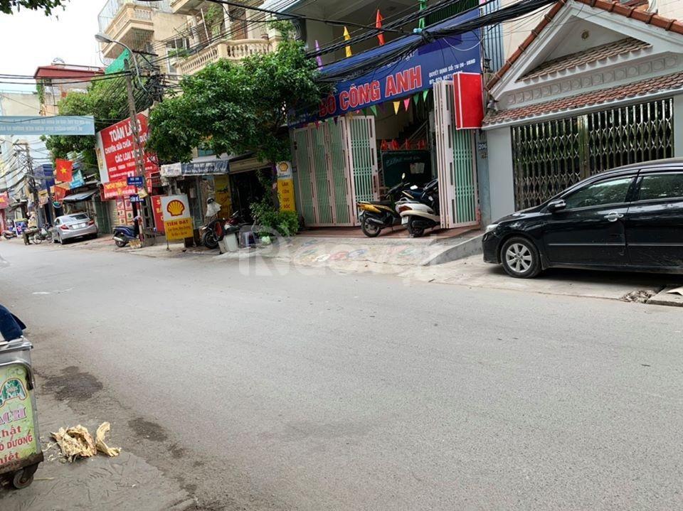 Cho thuê mặt bằng kinh doanh tại Định Công Q Hoàng Mai rộng 90m2