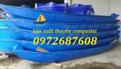 Xuồng ghe composite, thuyền câu cá, du lịch composite giá rẻ (ảnh 4)
