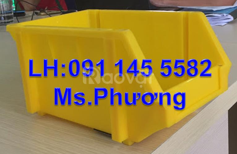 Khay nhựa A8 đựng ốc vít giá rẻ,  khay nhựa A5 đựng phụ tùng kim khí