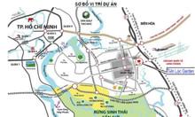 Bán đất ngay mặt tiền Nguyễn Văn Ký giá chỉ 20 triệu/m2 kdc hiện hữu