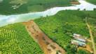 Đất ven hồ DT lớn 4872m2, có 400m2 thổ, sổ riêng công chứng ngay. (ảnh 1)