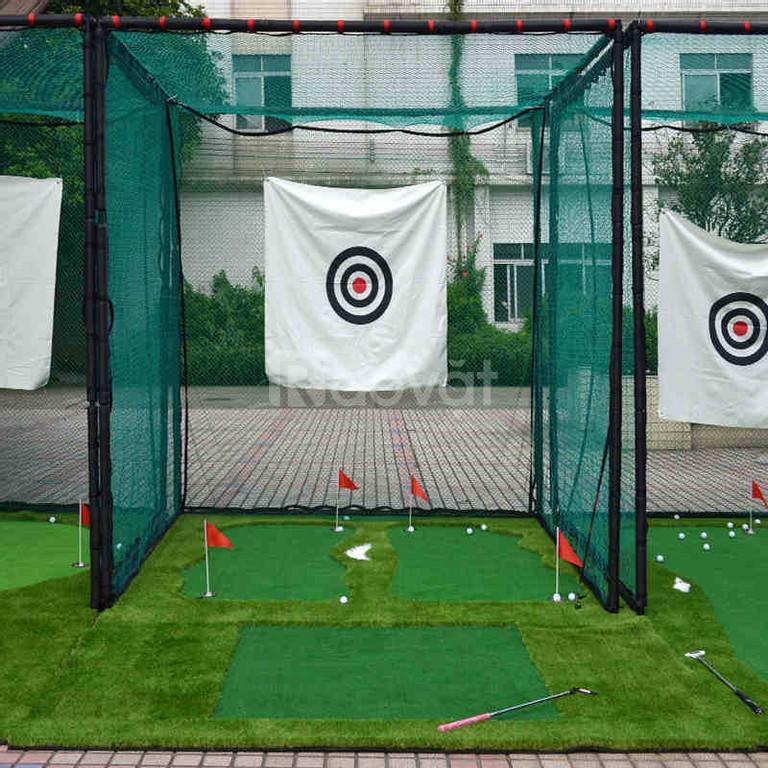 Khung lưới tập golf tại nhà (ảnh 1)