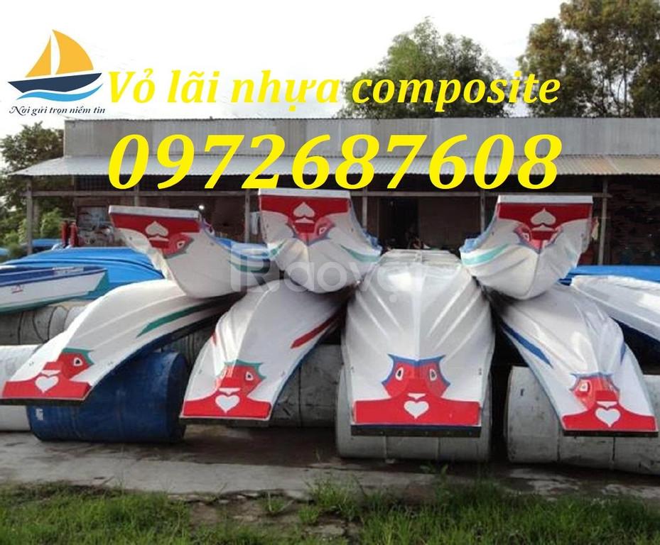 Cung cấp vỏ lãi composite, vỏ lãi siêu tải, vỏ xuồng composite