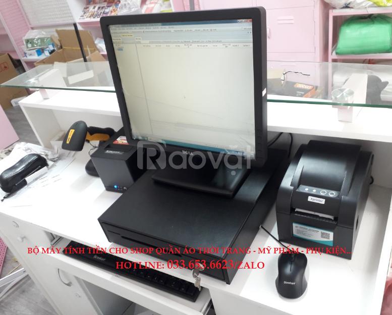 Bán máy tính tiền cho cửa hàng bách hóa tại Tiền Giang (ảnh 1)