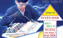 Tuyển sinh lớp Đại học Công nghệ Kỹ thuật Điện - Điện tử tại TPHCM