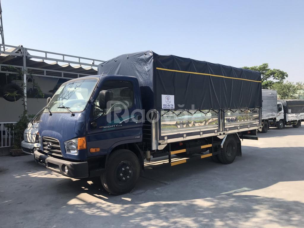Hyundai New Mighty 110SP (ảnh 4)