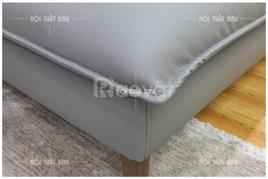 Sofa da cao cấp nhập khẩu Malaysia NTX-1911