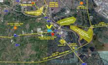Đất trung tâm quận trục đường lớn rộng 68m vào tiền lần 1 chỉ 350TR