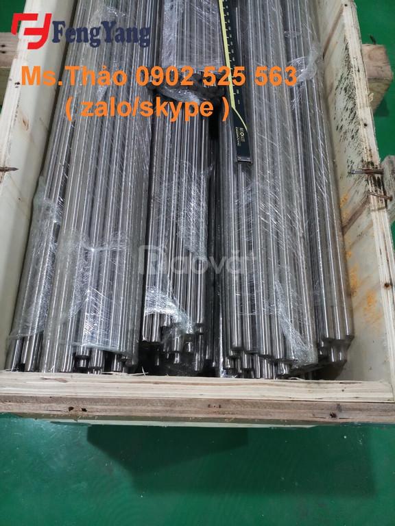 Inox không gỉ láp tròn, hàng xuất xưởng nhà máy  (ảnh 3)