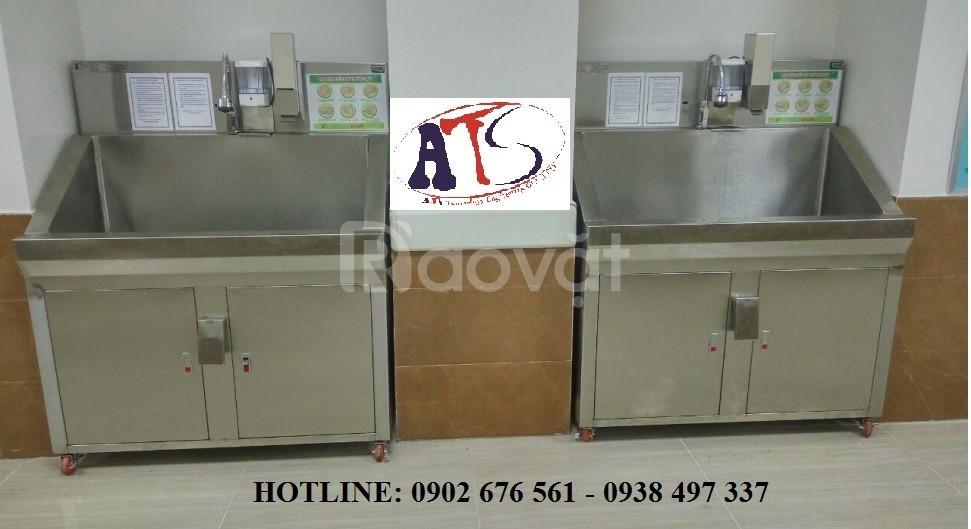 Bồn rửa tay y tế (ảnh 4)