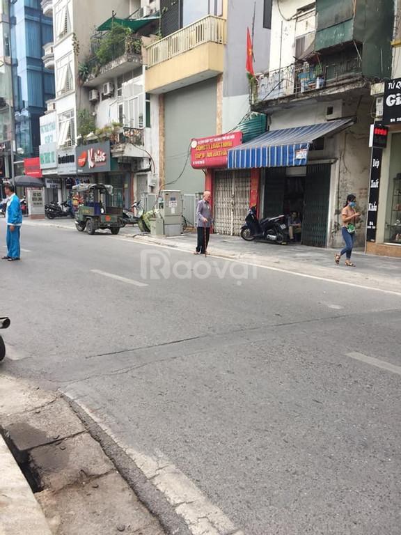 Cần bán nhà mặt phố Sơn Tây Ba Đình Hà Nội