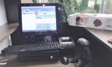 Nơi cung cấp máy tính tiền tại Ninh Thuận giá rẻ Cho Trạm Dừng Chân
