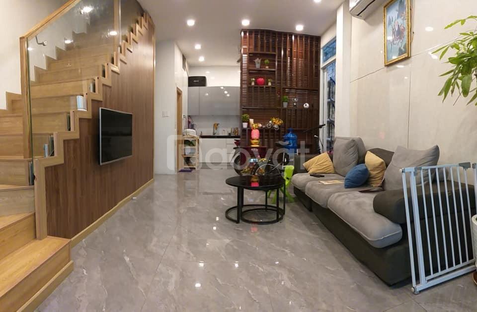Nhà mới, nội thất xịn hẻm 373 Lý Thường Kiệt, Tân Bình,  45m2, 3 lầu, 4,7 tỷ