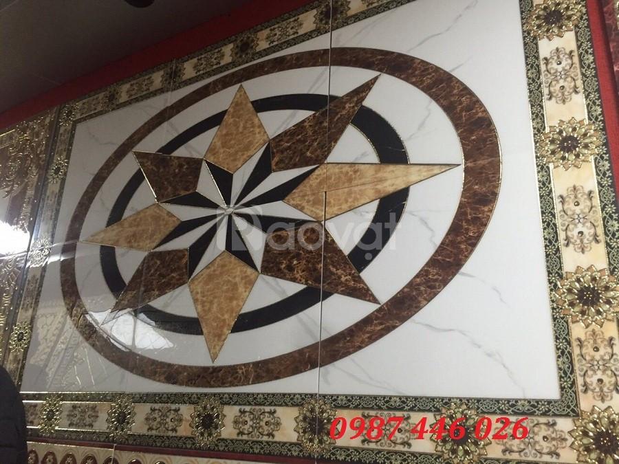 Gạch thảm, gạch chiếu nghỉ, gạch trang trí phòng khách HP12