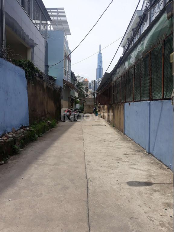 Bán lô đất 40m2, HXH Bình Thạnh, 4.1 tỷ TL (ảnh 1)