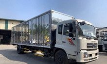 Xe tải dongfeng 9 tấn thùng dài 9.5 mét chở hàng pallet, mút xốp