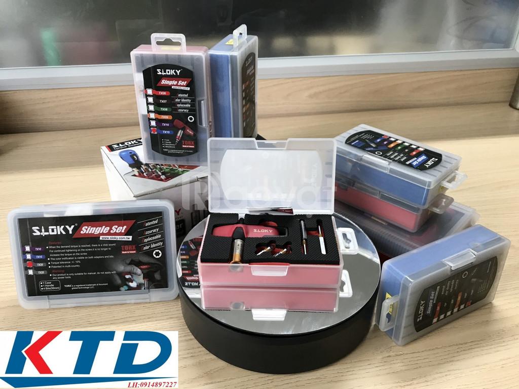 Tô vít lực Sloky TSD-04-IP cao cấp giá tốt (ảnh 6)