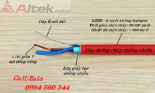 Cáp điều khiển, cáp chống cháy Altek Kabel hàng nhập khẩu