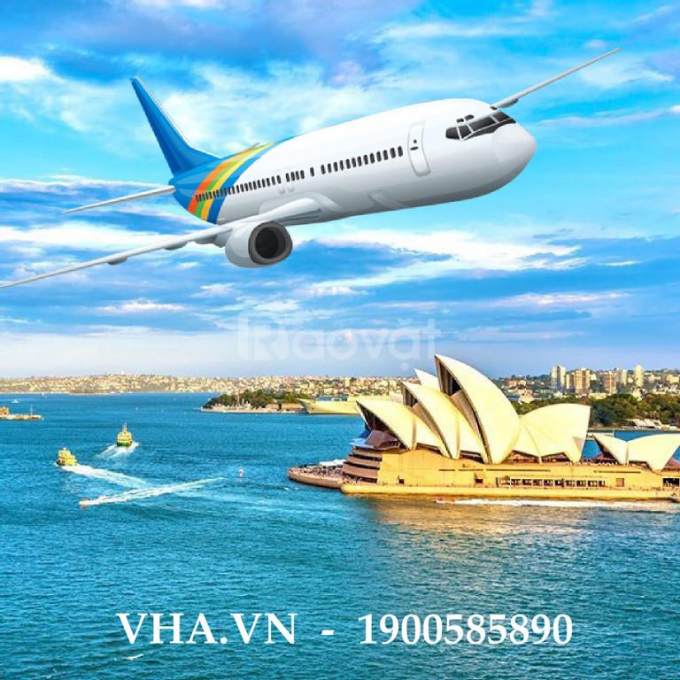 Vé máy bay giá rẻ du lịch trong nước (ảnh 1)