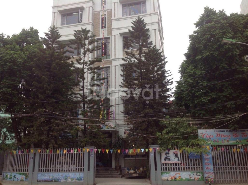 Cho thuê nhà 5 tầng kinh doanh, văn phòng tại Xuân Đỉnh
